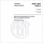 NBR15900-3