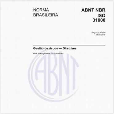NBRISO31000 de 03/2018