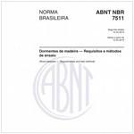 NBR7511