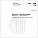 NBR15792