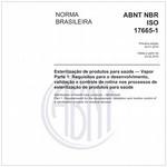 NBRISO17665-1