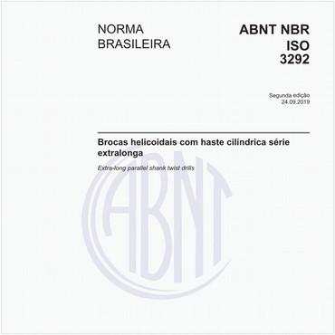 NBRISO3292 de 09/2019