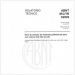 ABNT IEC/TR62039