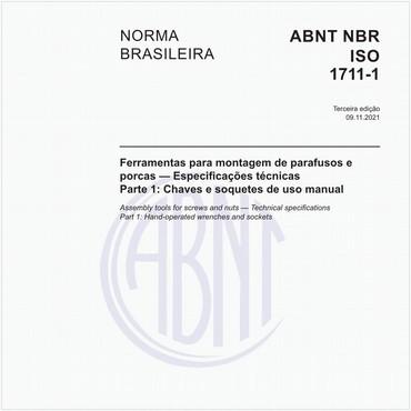 NBRISO1711-1 de 12/2016