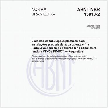 NBR15813-2 de 12/2018