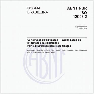NBRISO12006-2 de 02/2018