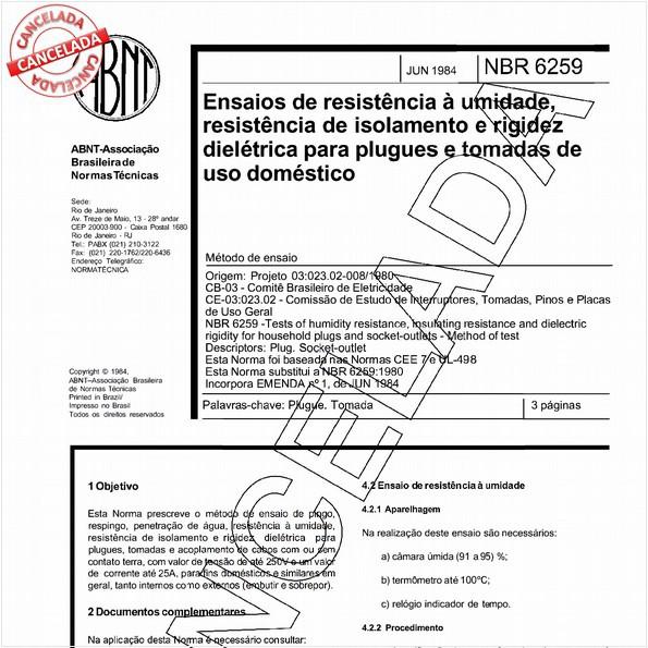 NBR6259 de 11/2004
