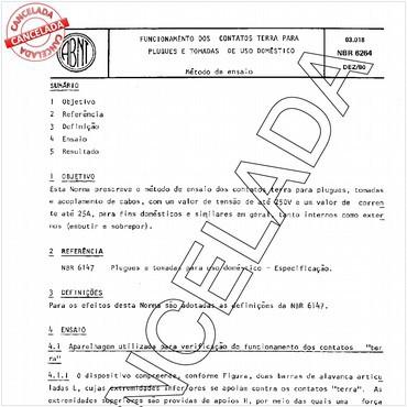 NBR6264 de 12/1980