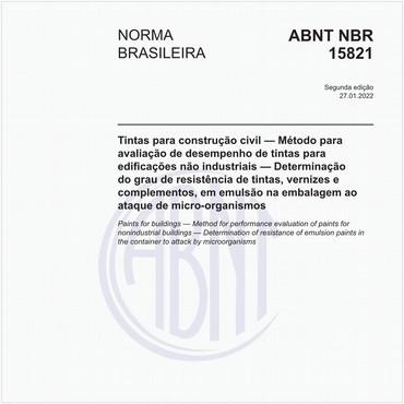 NBR15821 de 04/2010