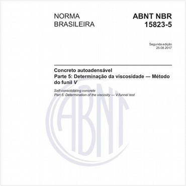 NBR15823-5 de 08/2017