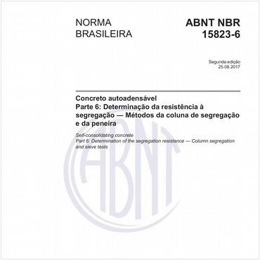 NBR15823-6 de 08/2017