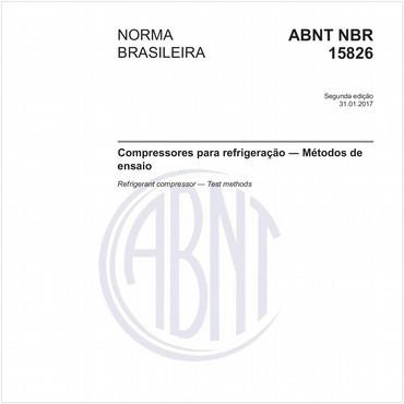 NBR15826 de 01/2017