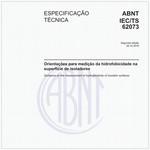 ABNT IEC/TS62073