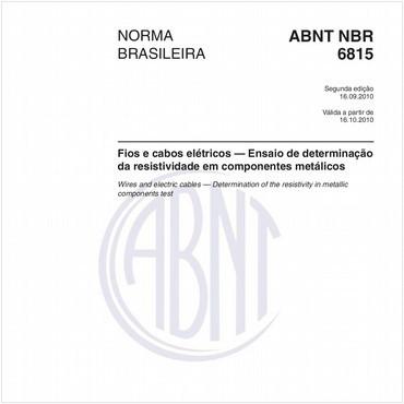 NBR6815 de 09/2010