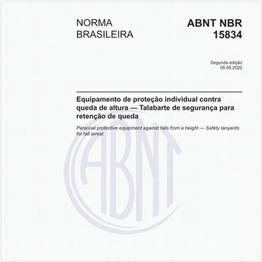 NBR15834 de 05/2020