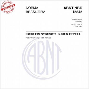 NBR15845 de 06/2010