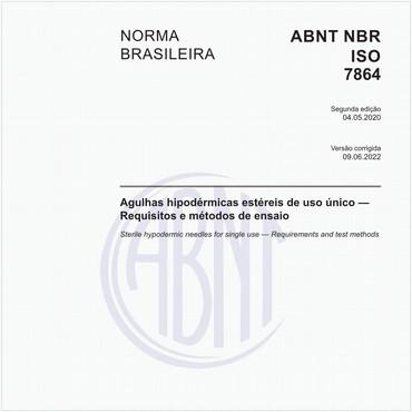 NBRISO7864 de 05/2020
