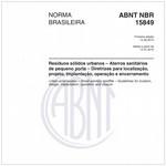 NBR15849