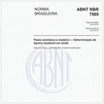 NBR7989