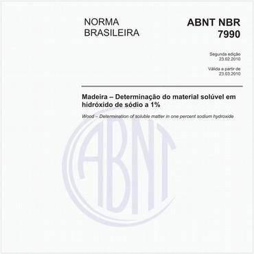 NBR7990 de 02/2010