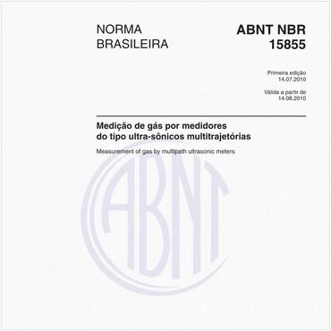 NBR15855 de 07/2010