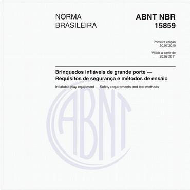NBR15859 de 07/2010
