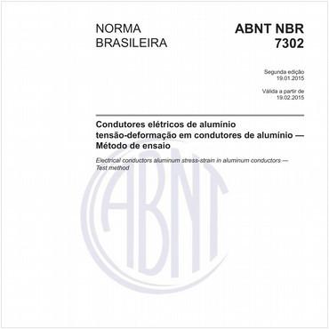 NBR7302 de 01/2015