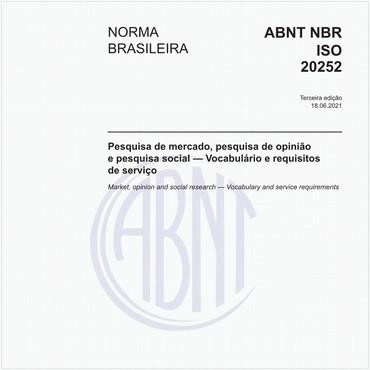NBRISO20252 de 06/2021