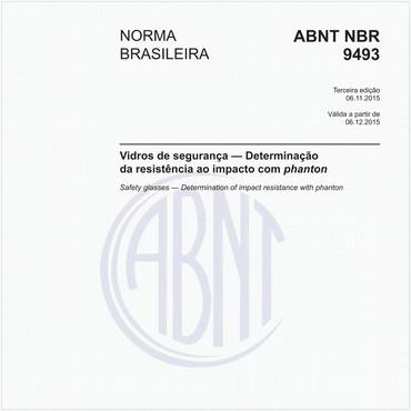 NBR9493 de 11/2015