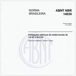 NBR14039 - COMENTADA