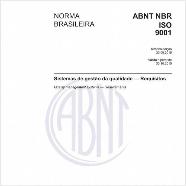 Versão comentada da Norma para Sistemas de gestão da qualidade - Requisitos, com mais de 91 páginas de comentários elaborados pelo engenheiro Eduardo Daniel
