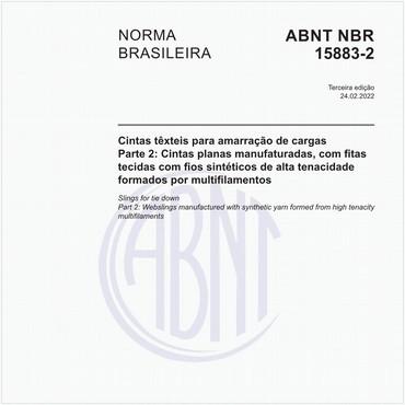 NBR15883-2 de 04/2015