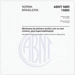 NBR15885