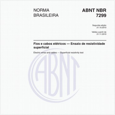 NBR7299 de 10/2010