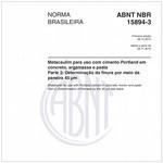 NBR15894-3