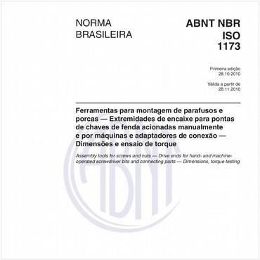 NBRISO1173 de 10/2010