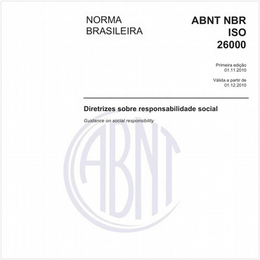 NBRISO26000 de 11/2010