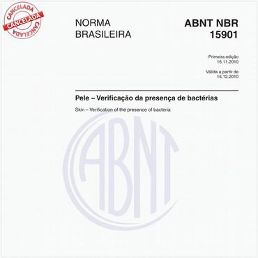 NBR15901 de 11/2010