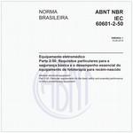 NBRIEC60601-2-50