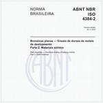 NBRISO4384-2