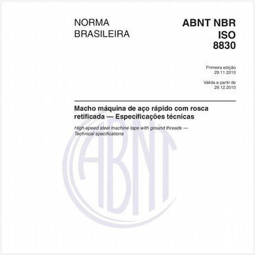 NBRISO8830 de 11/2010