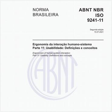 NBRISO9241-11 de 01/2011