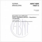 NBR10821-2
