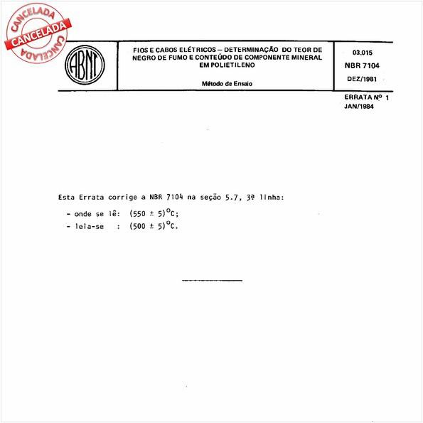 NBR7104 de 02/2005