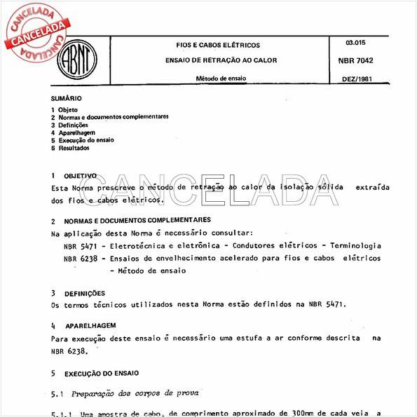 NBR7042 de 06/2001