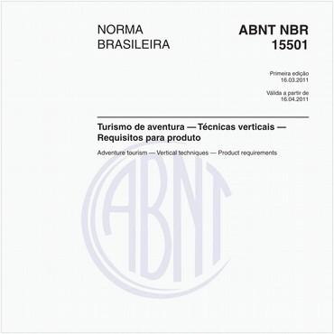 NBR15501 de 03/2011