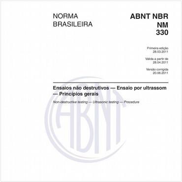 NBRNM330 de 03/2011