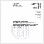 NBRIEC60601-2-1 de 04/2011
