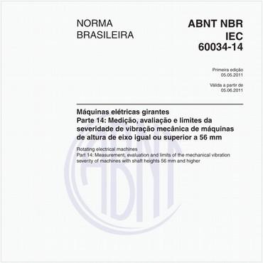 NBRIEC60034-14 de 05/2011