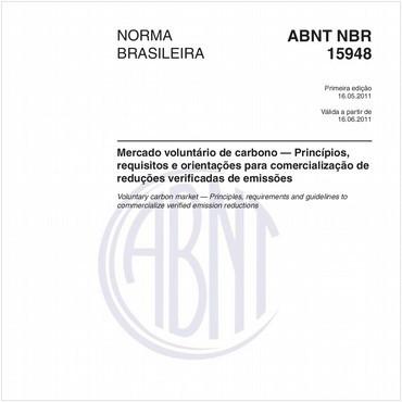 NBR15948 de 05/2011